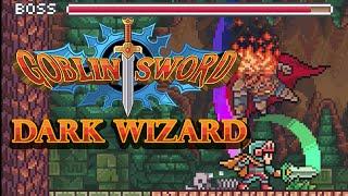 Goblin Sword - Dark Wizard Boss Guide + Good Ending