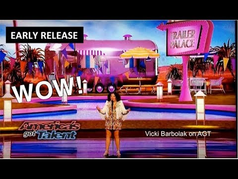 Special Edition: AGT 2019 Vicki Barbolak returns to AGT, Dreams Come True
