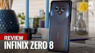 Infinix Zero 8 review
