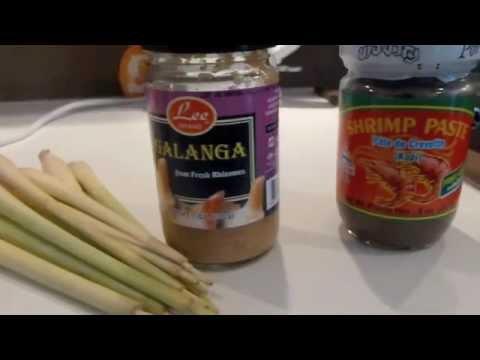 p 226 te de curry vert poulet au lait de coco