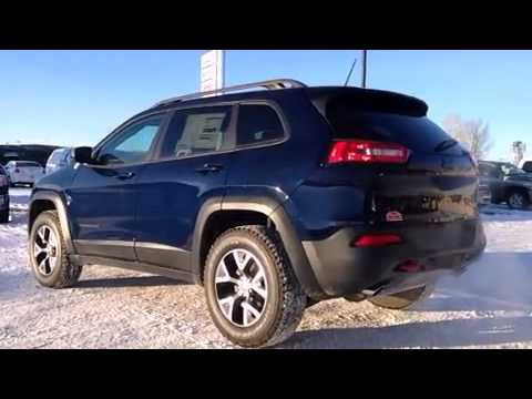 2014 Jeep Cherokee Trailhawk In Craig Co 81625 Youtube