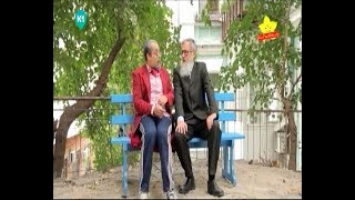 Карамболь. Эпизод с дедами на лавочке