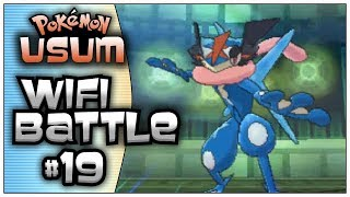 A MARVELOUS BOND | Smogon OU | Pokemon Ultra Sun and Ultra Moon Wifi Battle #19