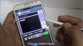 Samsung Galaxy Note 2 Most Useful S-Pen Features And Hidden Tips & Tricks (Part 2)