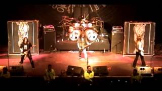 Carcass Live In Chile 2008