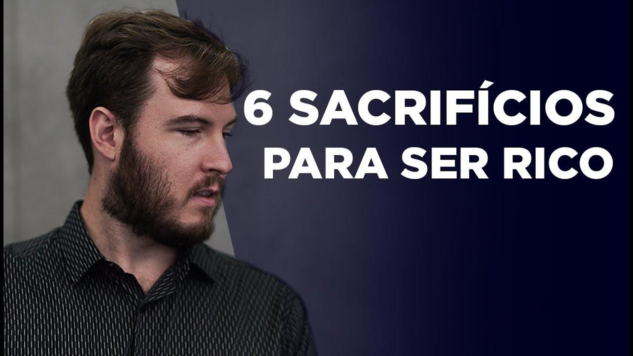 6 sacrif cios que voc precisa fazer para ser rico nem for Que se necesita para criar tilapias