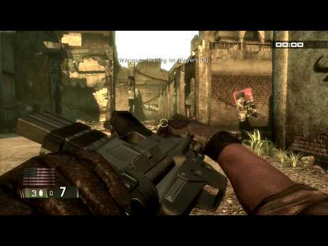 Blacksite: Area 51- ALL weapons Xbox 360