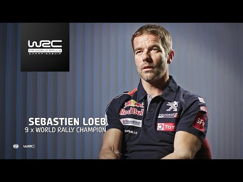 Sébastien Loeb Interview about WRC 2017 & 2018