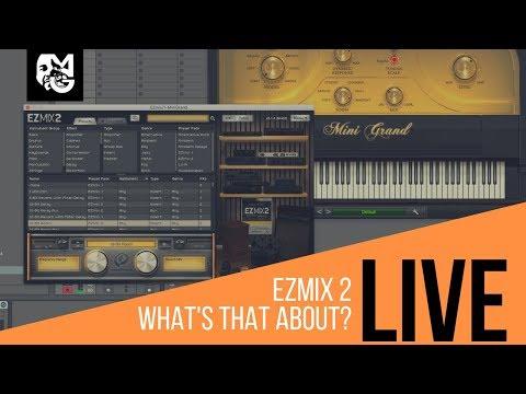 Live Stream | Exploring EZMix 2 w/ Ableton Live