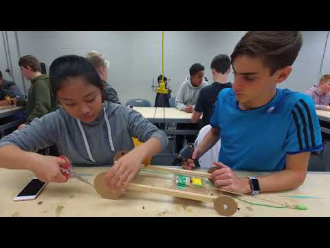 A Day in the Life - Windsor Park Collegiate