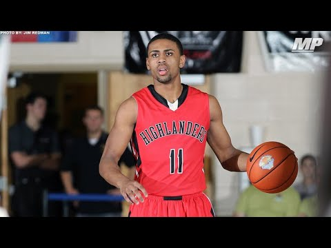 Joel Berry high school highlights