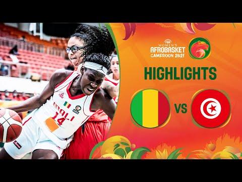 Mali - Tunisia | Game Highlights - FIBA Women's AfroBasket 2021