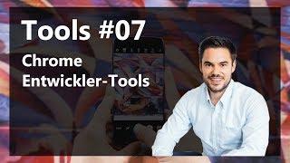 Chrome Browser Tricks: Inspect Element mit WordPress / Tools #7