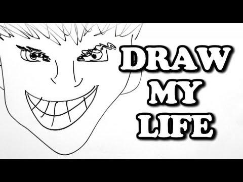 DRAW MY LIFE - Jack Douglass