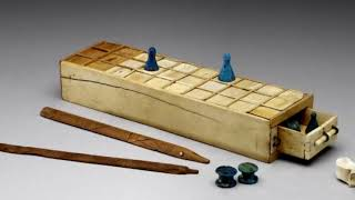 Toys And Games In Ancient Egypt - Episode 22