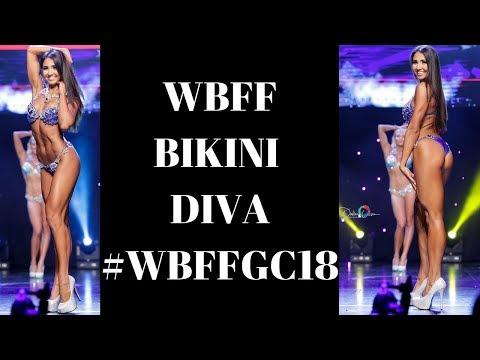 WBFF Gold Coast Bikini Diva 2018