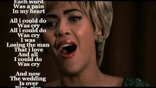 cadillac records all i could do is cry