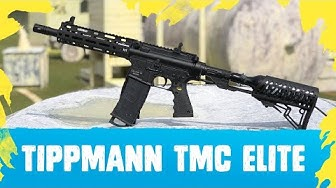 Tippmann TMC Elite Markierer Review (german)