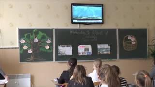 Видео урок в 8 классе