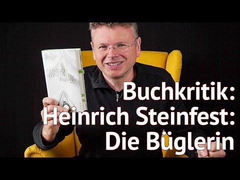 Heinrich Steinfest: Die Büglerin - Buchkritik