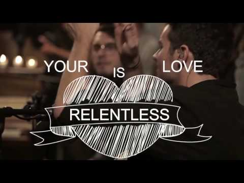 Relentless- Hillsong Zion Acoustic Sessions- WITH LYRICS- HD
