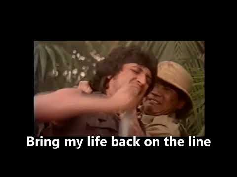 Wayne Scott - Rambo - Clip Karaoké   HD