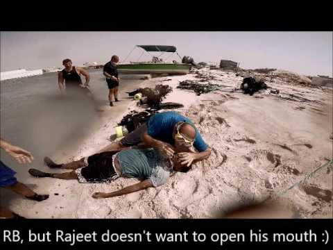 Beach Rescue training for Sports Diver (SO1), Bateen Channel, Abu-Dhabi 9/7/2016