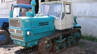 Caterpillar Tractor HTZ T-150 /// Тракторы Т-150 (подборка)