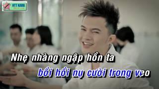 [Karaoke] Ký Ức Sân Trường - Nam Cường (full beat)