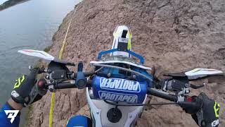 Full race Hixpania Hard Enduro MR74 !!