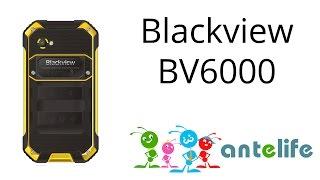 Blackview BV6000 IP68 огляд смартфона