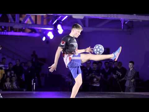 Freestyle Football Competition - Red Bull Street Style 2013 Ukraine