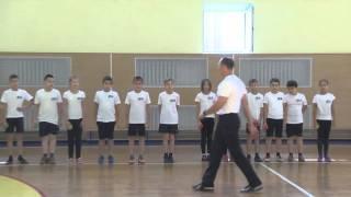 Урок физической культуры, Шишаев_А.С., 2015