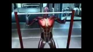 видео подтягивание на турнике какие мышцы