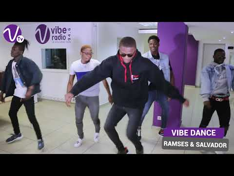 Pohikamaka Ramses et Salvador Vibe Dance