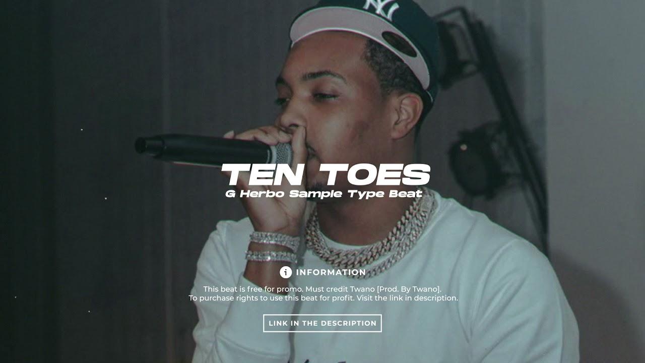 "[FREE] G Herbo Sample Type Beat ""Ten Toes"""