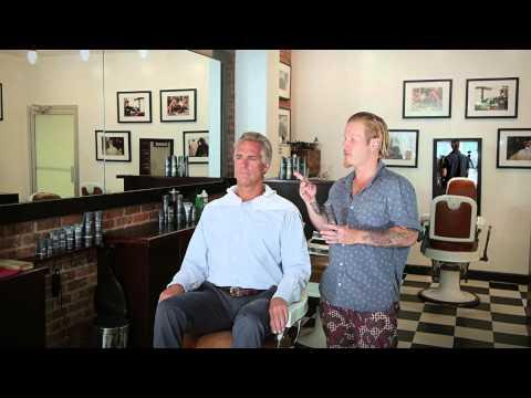Hairstyles for Older Men : Men's Grooming