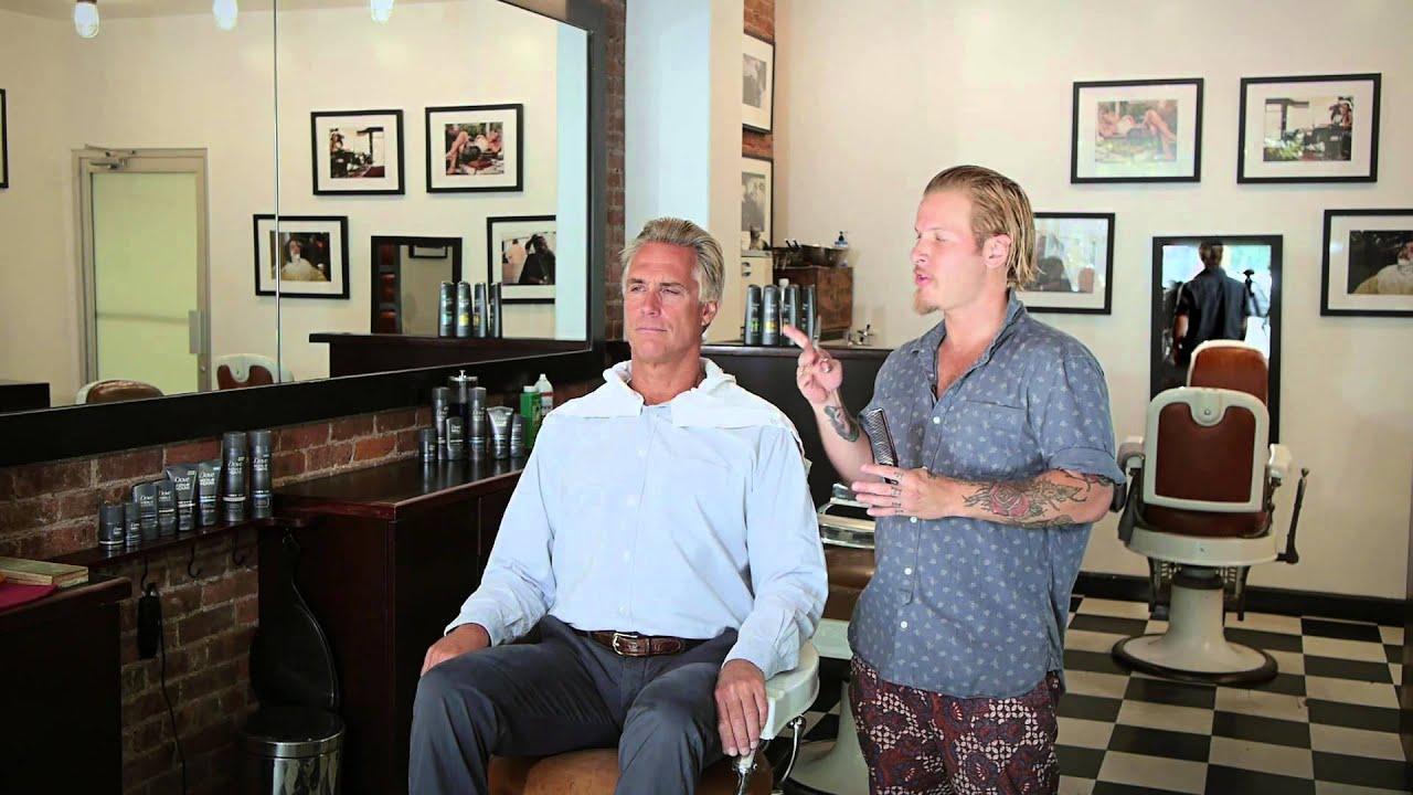 Hairstyles For Older Men Mens Grooming YouTube