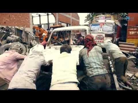 Auto Recycling in India - Biography (Mayapuri Scrap Market)