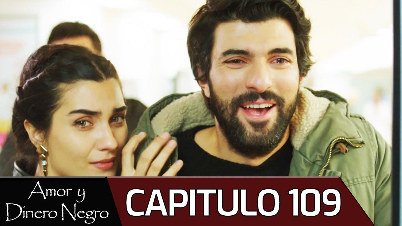 Amor Y Dinero Negro Capitulo 109 Audio Español Kara Para Aşk Youtube