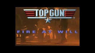 PSX Longplay [397] Top Gun: Fire at Will