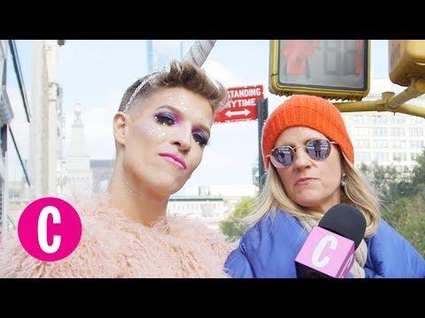 Glitter Fantasy on Thanksgiving | Episode 17 | Cosmopolitan