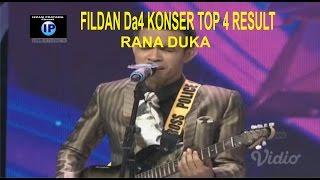 Nobar Fildan Da4 Feat German - Rana Duka Konser Top 4 Result Seruu Banget