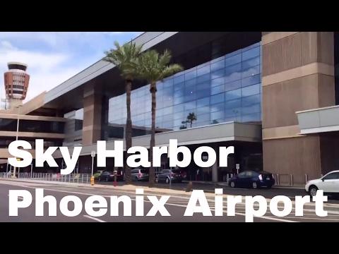PHX Airport - Phoenix Sky Harbor Airport