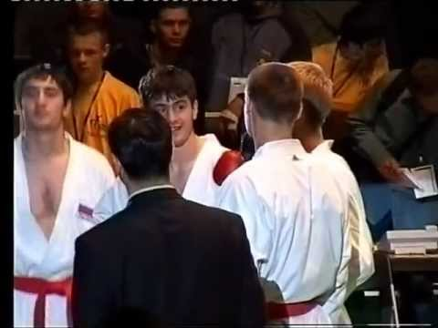 WKF EUROPEAN CHAMPIONSHIP, Moscow /Russia-Spane/