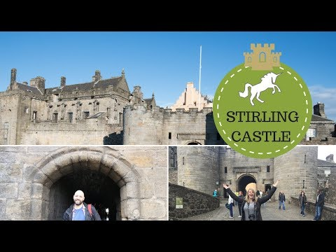 A trip to Stirling Castle - Scotland tours