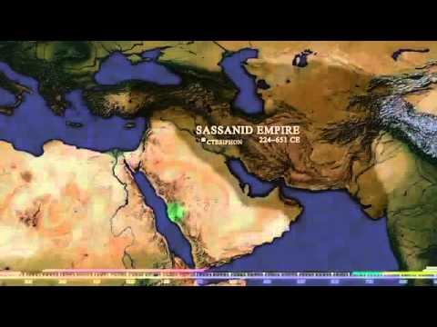 نقشه ی ایران از آغاز تا حالا Iran's Map in 7000 years