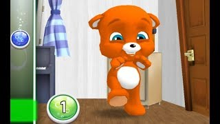 My Talking Teddy Simulator NEXT TOM GAMEPLAY 1-3