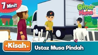 Download Kisah Omar & Hana | Ustaz Musa Pindah Mp3