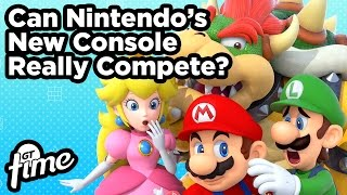 Can Nintendo's Next Console Really Compete? - GT Time (Oct 22 2015)